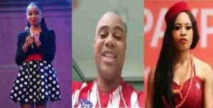 """#BBNaija: Nina's """"brother"""" has a message for all her haters"""